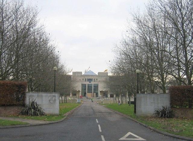 NFU Mutual Building, Tiddington