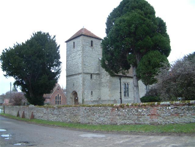Holy Rood Church, Cuxham
