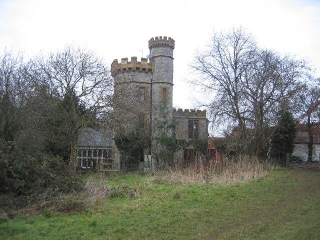 Clopton House Tower