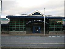 HU3938 : North Atlantic Fisheries College, Port Arthur by John Winterbottom