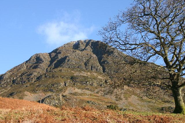 West Face Grasmoor
