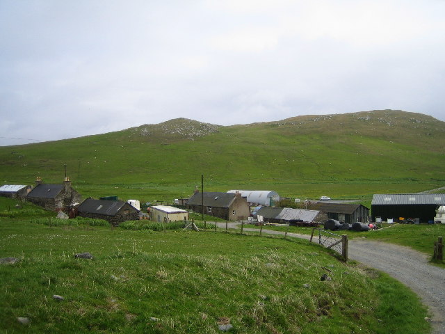 Farm at Isbister