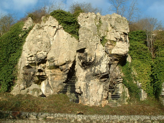 Caves Creswell Crags