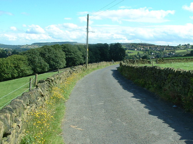 Cemetery Road, Holmfirth