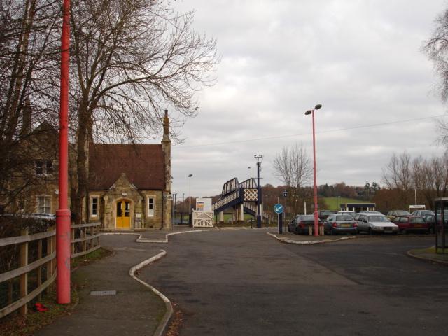 Railway Station Etchingham East Sussex