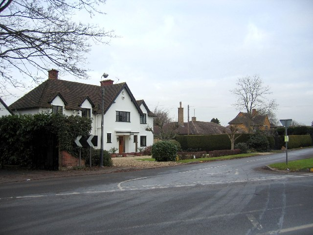 Houses on Alveston Lane