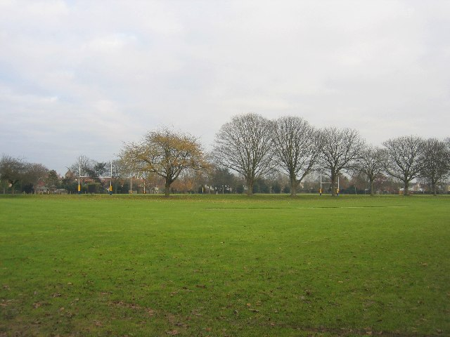 King Edward VI Grammar School playing fields