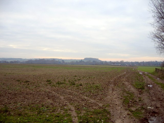 View from Shipston Road