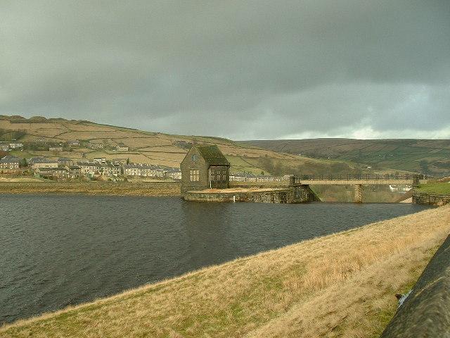 Outflow Butterley Reservoir