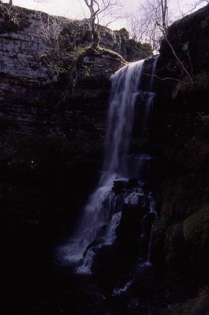 Waterfall in Uldale