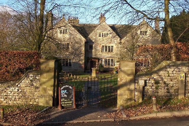 Hartington Hall Youth Hostel