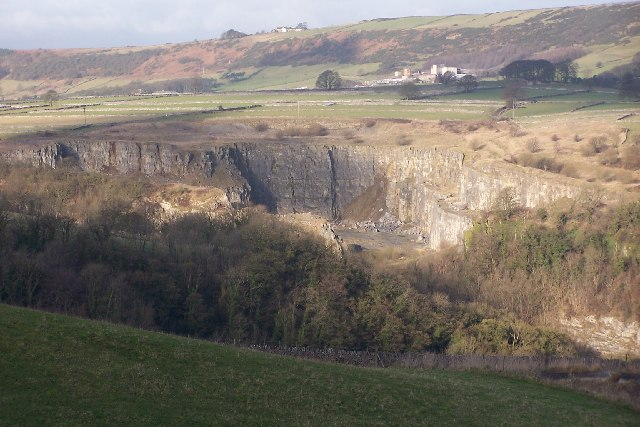 Furness Quarry and Bretton Edge