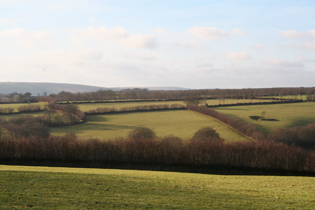 Withypool and Hawkridge: west from Sparrow Lane