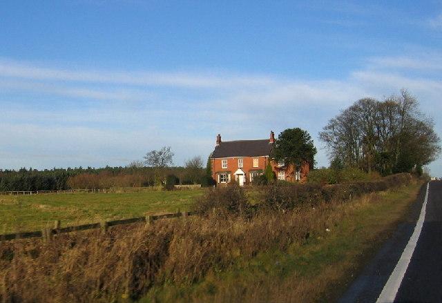 Plessy South Moor Farm