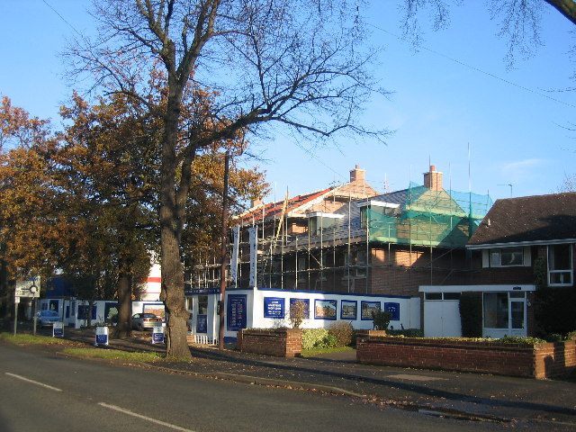 Demolition development progress