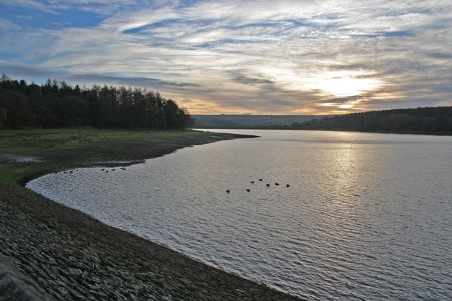 Swinsty Reservoir, Washburn Valley