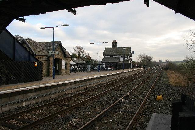 Clapham Station, Yorkshire