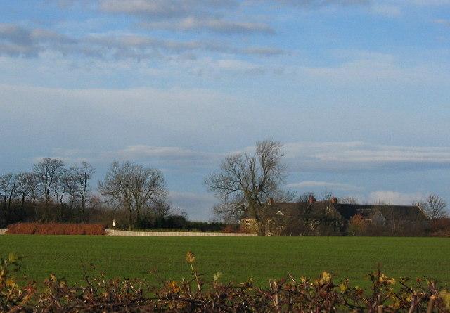 Blue House Farm, near Bedlington