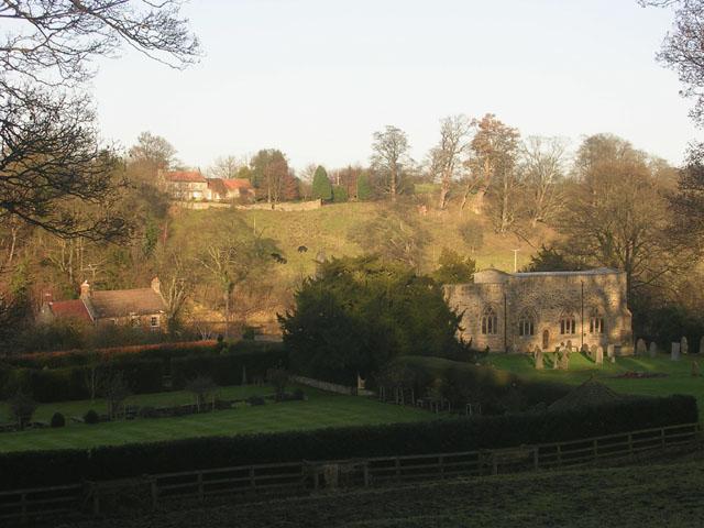 St Mary's, Wycliffe, near Barnard Castle