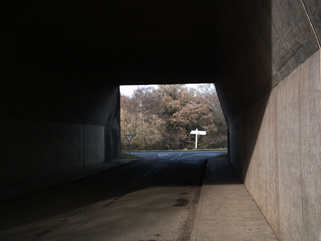 Beneath the A30(T)