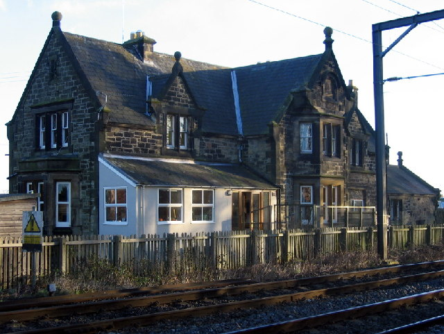 Stannington Station