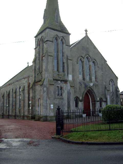 Blackwood Church