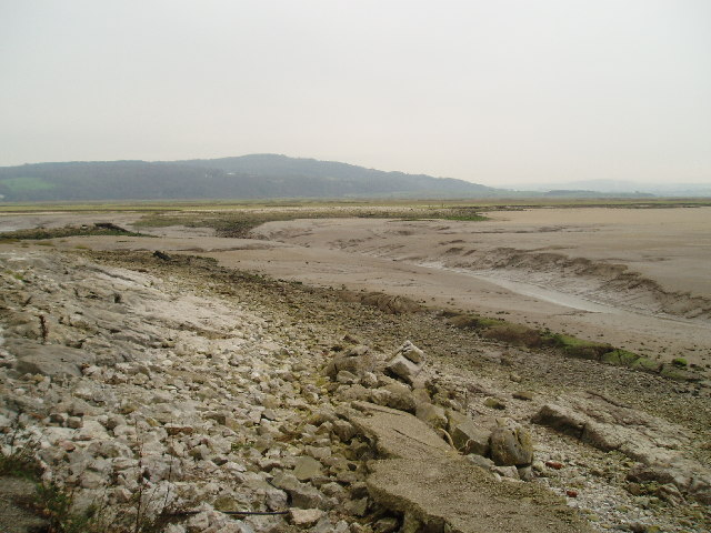 Near Jenny Brown's Point
