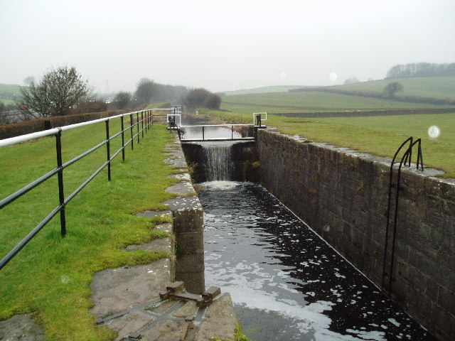 Tewitfield Locks