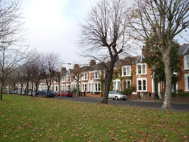 Meynell Crescent, Hackney