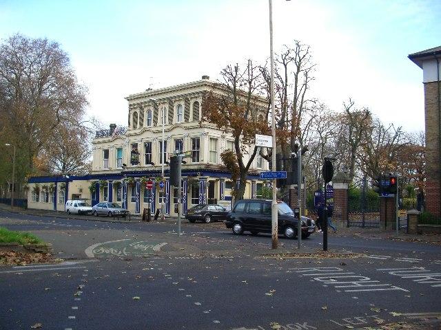 Victoria Park, London E9