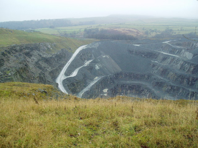 Quarry near Skirwith, Ingleton