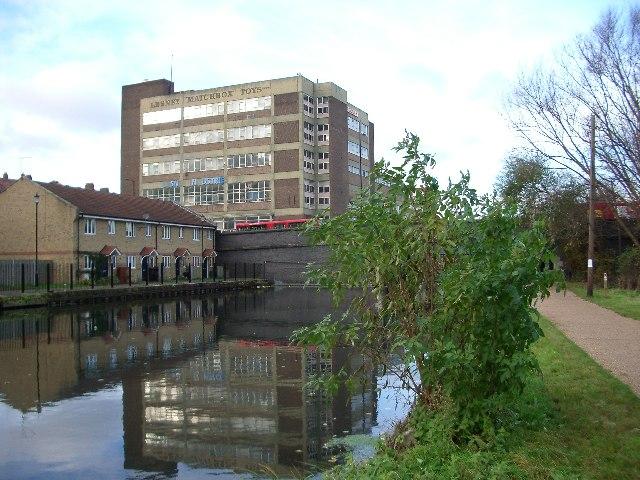 Former Factory, Homerton, London E9