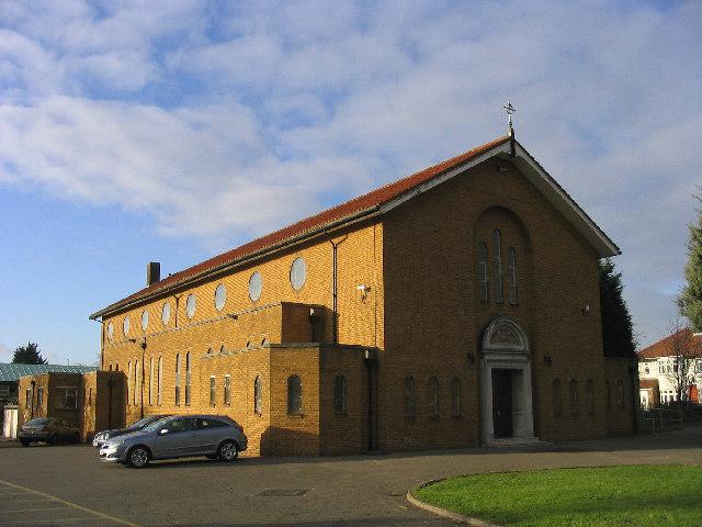 Corpus Christi Church, Collier Row