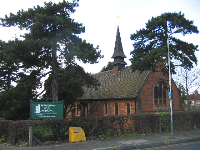 Parish Church, Collier Row
