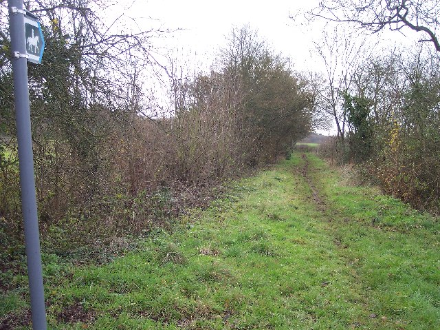 The Old Road to Bulley and Churcham