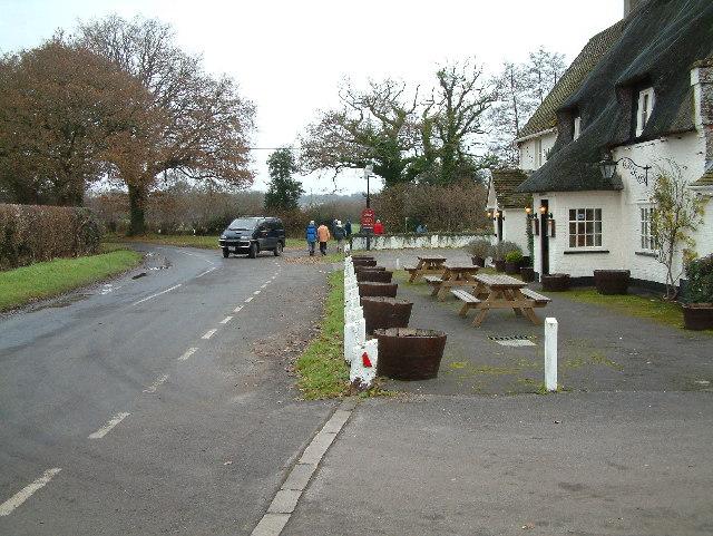 The Barley Mow, Broom Hill, Dorset