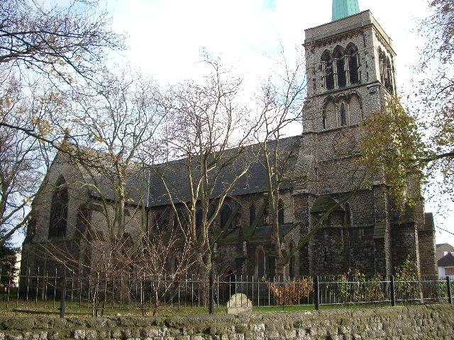 Church of St John of Jerusalem, Hackney