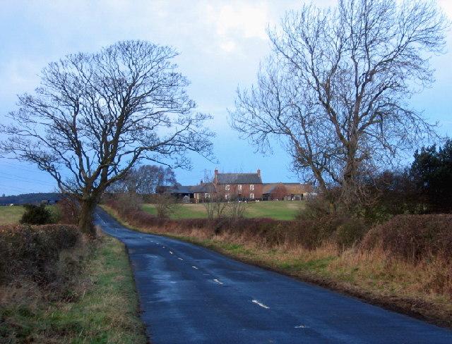 Duddo Hill Farm