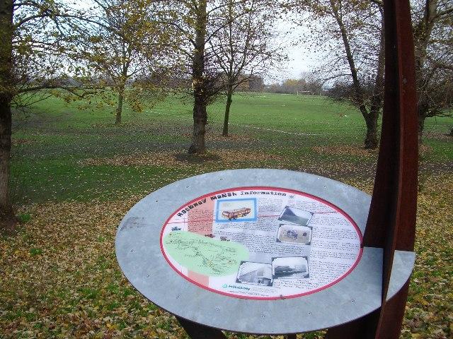 Hackney Marsh, E9
