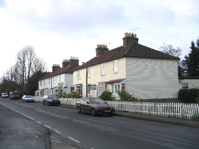 Cottages, Chigwell Row, Essex
