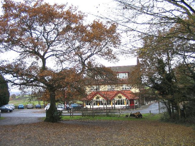 Camelot Public House, Lambourne End