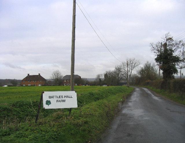 Battles Hall Farm, Stapleford Abbotts