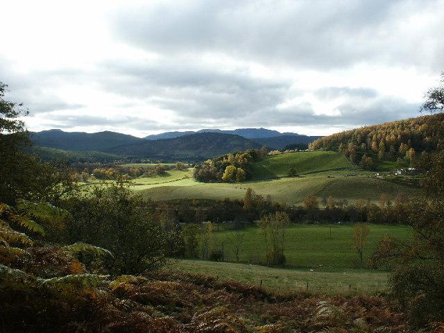 Culsh with Distant Lochnagar
