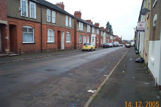 Rushden: Glassbrook Road