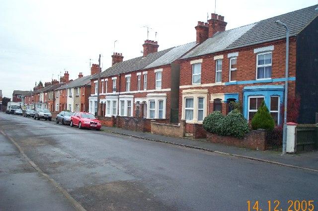 Rushden: Pytchley Road