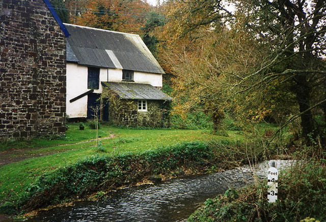 Cruwys Morchard: Morchard Mill