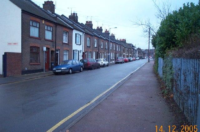 Luton: North Street