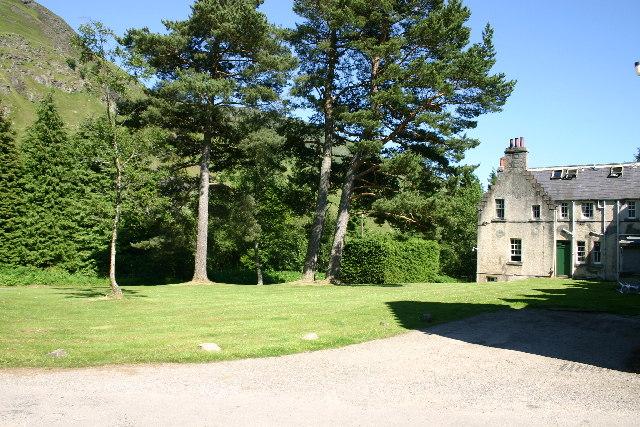 Dalmunzie Lodge