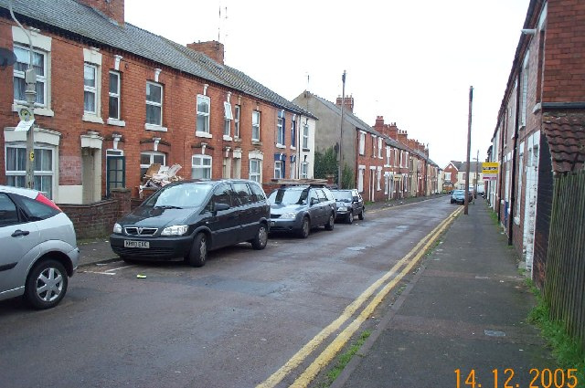 Rushden: Pemberton Street