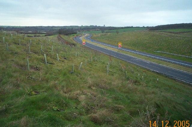 Oakley: A6 Clapham Bypass